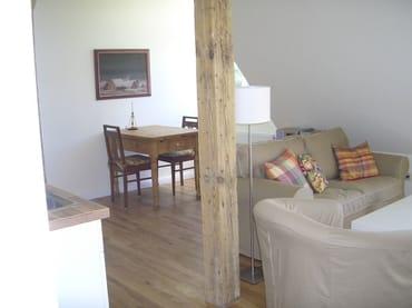 Blick durch die Wohnung VI