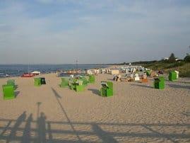 Strand Kaiserbad Ahlbeck