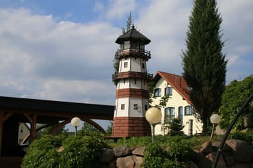 Am Leuchtturm