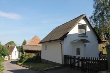 Ferienhaus Theelke, Vorderansicht