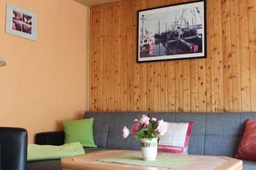 Wohnraum mit Eckcouch