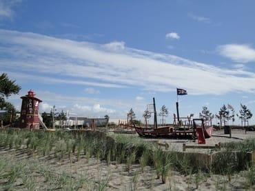 Spielplatz an der Promenade Dahme