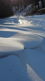 Winter in Korswandt