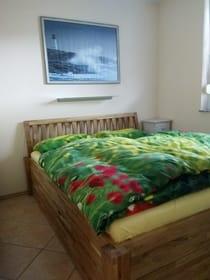 Innenansicht Schlafzimmer