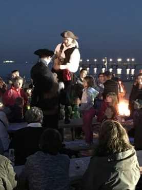 zünftiges Strandfest