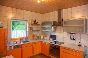 Ferienhäuser Bansin - Küche