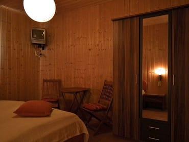 Ferienhäuser Bansin - Schlafzimmer