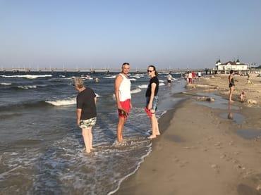 unendliche Strandspaziergänge