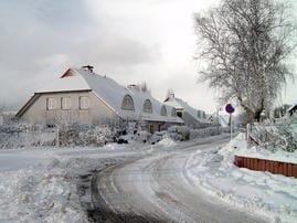 Winterimpressionen ***FeWo Zempin