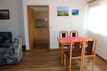 Wohnzimmeressbereich