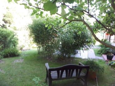Ruhepol im Garten