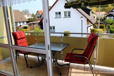 Großer Balkon Sunny 2