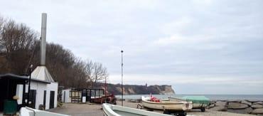 das kleinste Fischerdorf Vitt