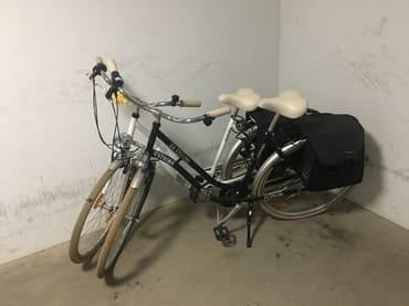 2 Fahrräder kostenfrei