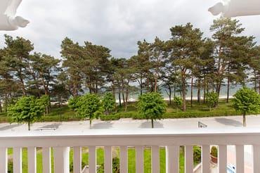 Ihr Seeblick vom Balkon.