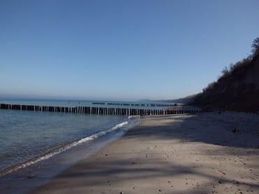 Strand von Nienhagen