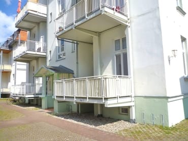 Balkon Wohnung 2
