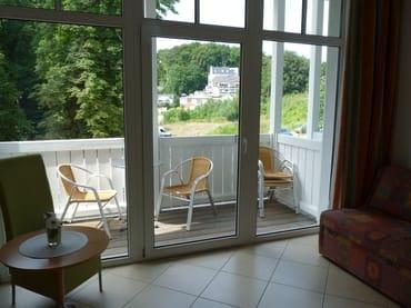 Balkonzimmer, 2. Schlafraum