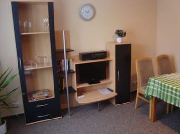 Wohnraum mit Essplatz