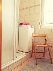 Dusche / Waschmschine