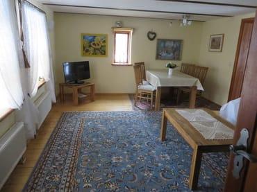 Eßplatz Wohnzimmer