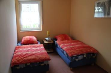 Das Schlafzimmer der Kinder
