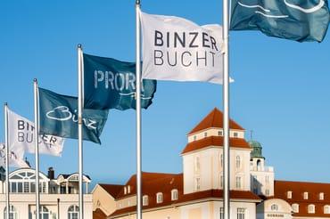Herzlich willkommen in Binz!