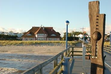 Kurhaus von der Seebrücke