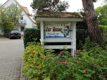 """Ferienanlage """"Zur Hanse"""" - nur ca. 300 m vom Strand"""