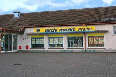 Einkauf bei Edeka in Gingst