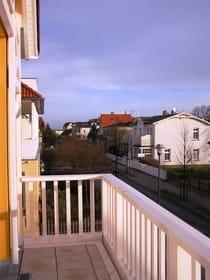 Der Blick fast bis zur Ostsee