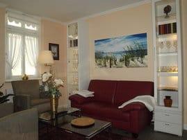 Sich zuhause fühlen in einem stilvollen Ambiente.