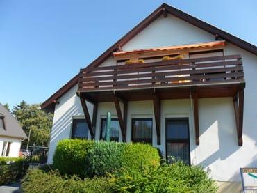 Balkon vom App.5 Westseite