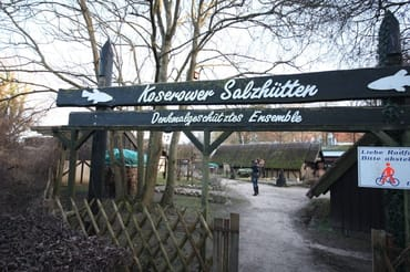 Koserower Salzhütten