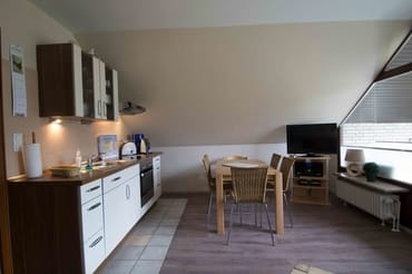 Ansicht Küchenbereich