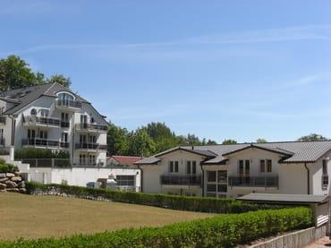 Blick Residenz Falkenberg