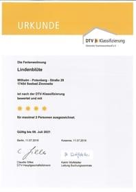 DTV Klassifizierung