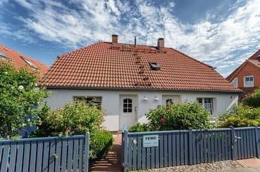 Ferienhaus mit separatem Eingang