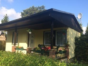 Terrasse Ferienhaus
