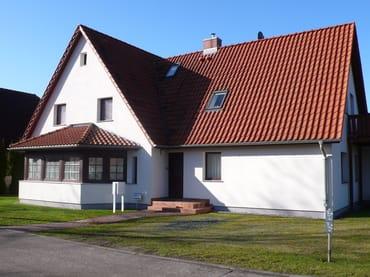 Terrasse Süd/West Lage/ links Fahrradraum