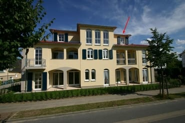 Fewo Muschelsucher Villa Strandkuss