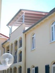Offenes Treppenhaus