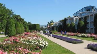 Inselimpression - Promenade Seebad Heringsdorf