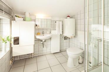 Gartenhaus der Villa See-Eck - Whg. DG - Badezimmer