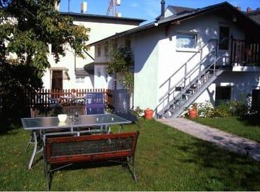 Gartenhaus der Villa See-Eck - Whg. EG - Garten