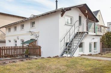 Gartenhaus der Villa See-Eck