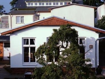 Ferienhaus Villa See-Eck - Außenansicht