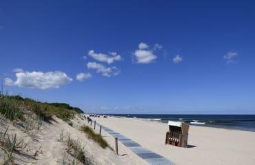 Strand Kölpinsee