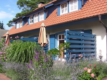 unverbaute sonnige Südwest-Terrassen