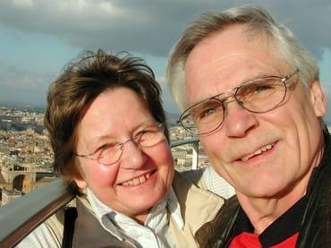 Ihre Vermieter Ilse S. und Jürgen G.